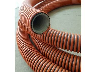 Description A lightweight PVC hose, manufactured from super elastic compounds to give increased flexibility, reinforced with a semi-rigid crush resistant white PVC helix. It is tough, flexible and extremely durable under normal operating conditions. Moteurs