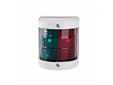 Luz bicolor LED carcasa blanca Autres