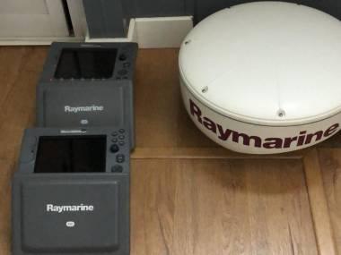 Radar raymarine Navigation