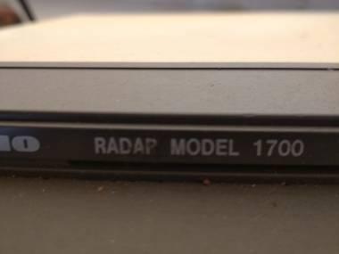 Radar Furuno 1700 completo Navigation