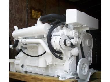 marines engines Cummins 6CTA  450 hp  8.3 L Moteurs