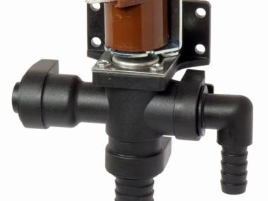 37038-1024 Válvula de solenoide 24VDC-9W. Jabsco Moteurs