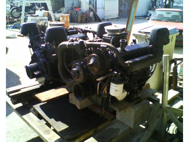 motor omc cobra v8 base motor ford 351w 5 8cc 240cv de