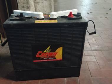 Batterie Deep Cycle 200Ah 12 Volt Électricité