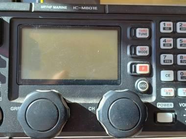 BLU Icom IC M801E Électronique