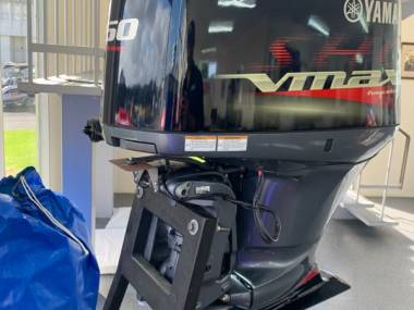 2017 Yamaha 250 SHO V max Moteurs