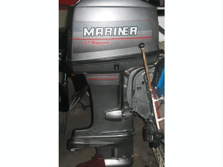 motor mariner 40cv de seconde main 55675