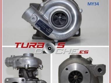 Turbo nuevo original IHI para motor YANMAR 4JH2-TE, 4JHDTE, 4JH2-UTE, etc. Ref. MYAZ, MY34 Autres