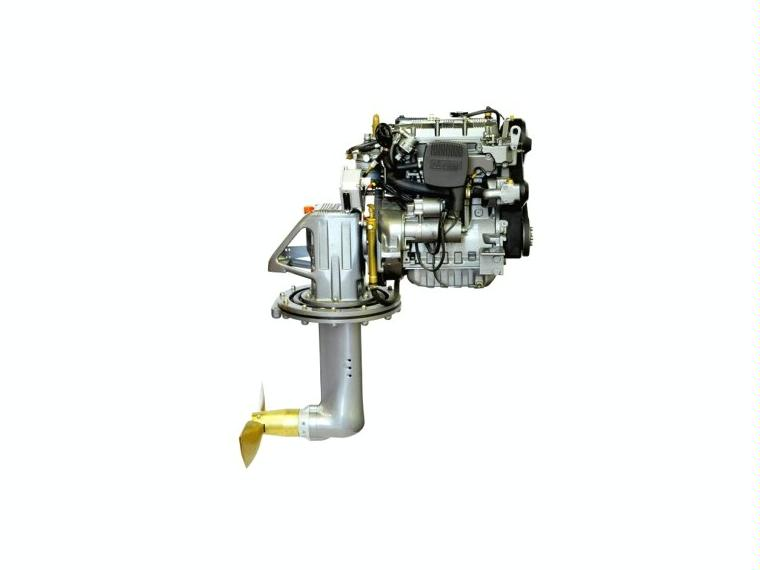 motor diesel lombardini kohler ldw 1003 sd 30cv sail drive moteurs 53516 inautia. Black Bedroom Furniture Sets. Home Design Ideas
