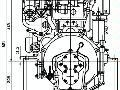 MOTOR NUEVO LOMBARDINI KOHLER LDW 2204 MT (87 CV)