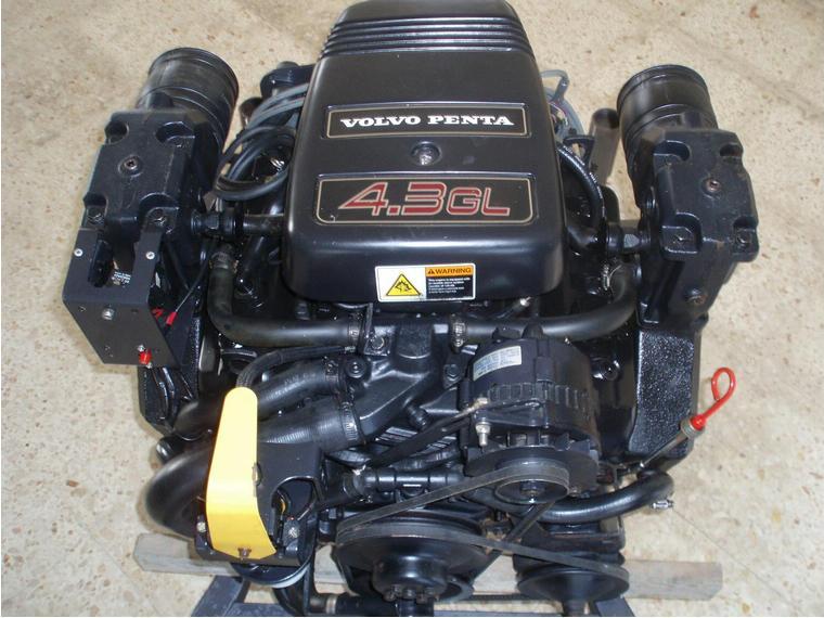 motor volvo 4 3 gl v6 220 cv