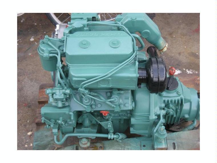 moteur volvo penta inbord mod 2002 18cv occassion d