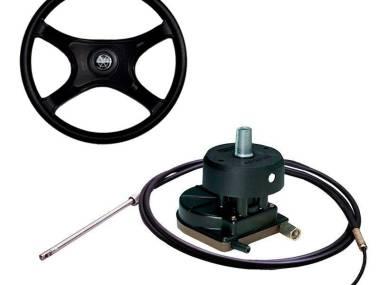 Kit dirección mecánica Moteurs