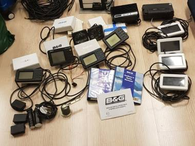 ELECTRONICA H-2000 B&G HERCULES Électronique