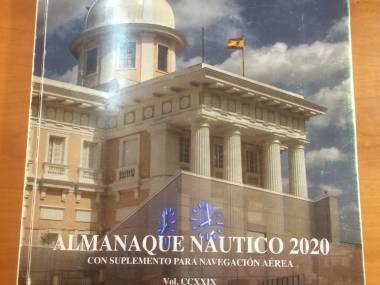 Almanaque náutico 2020 Decor./ Livres