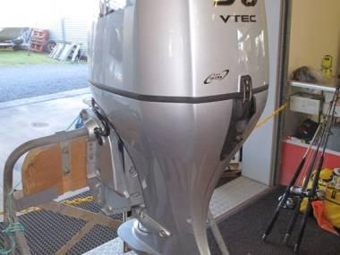 2017 Used Honda 90HP 4-Stroke Outboard Motor Engine Moteurs