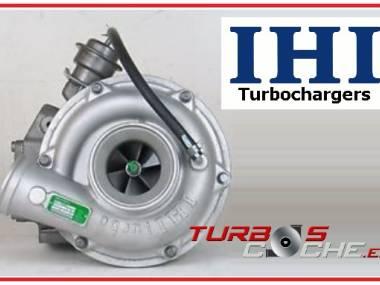 Turbo NUEVO original IHI ref. MYEV (119775-18150) para motor Yanmar 6LPA-STZP2, 6LPA-STD y equivalentes Autres