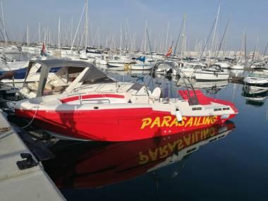 NUEVO BARCO PARACAIDAS / PARASAILING ORCA 10.400 Navigation