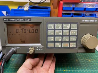 Furuno FS1550 radio SSB Électronique