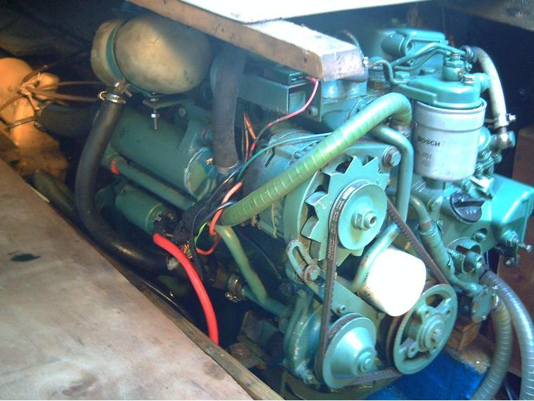 motor volvo penta 28 cv d u0026 39 ocassion 49514