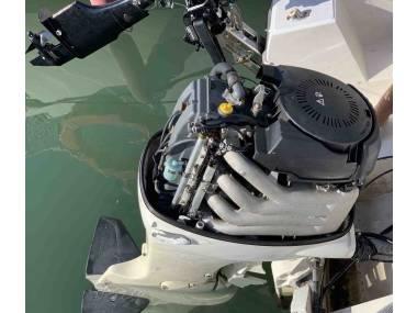 Motor de 90 cv marca Johnson de 2005, motor suzuki Moteurs