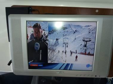 TELEVISION 12 V  confort à bord