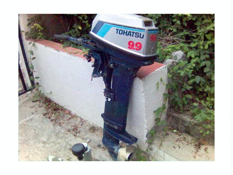 motor tohatsu 9 9cv de seconde main 56685