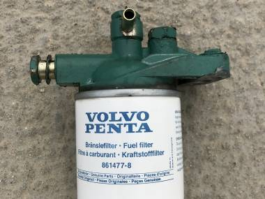 Filtro combustible Volvo Penta MD2030 Moteurs