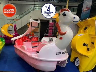 Hidropedal Gran Unicornio Navigation