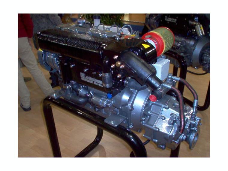 motor nuevo lombardini kohler ldw 2204 mt  87 cv