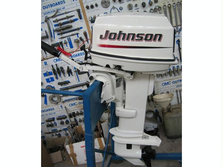 oportunidad motor johnson 30 cv nuevo
