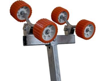 Rodillos oscilantes de 4, 6 y 8 Remorques
