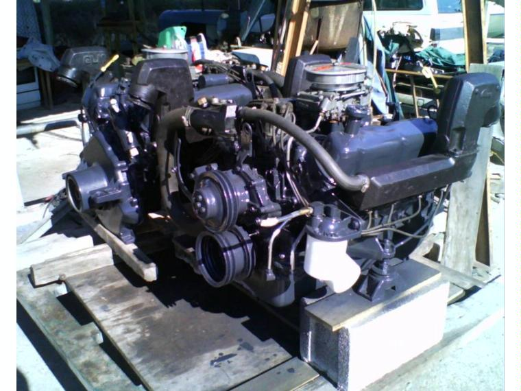 motor omc cobra v8 base motor ford 351w 5 8cc 240cv d