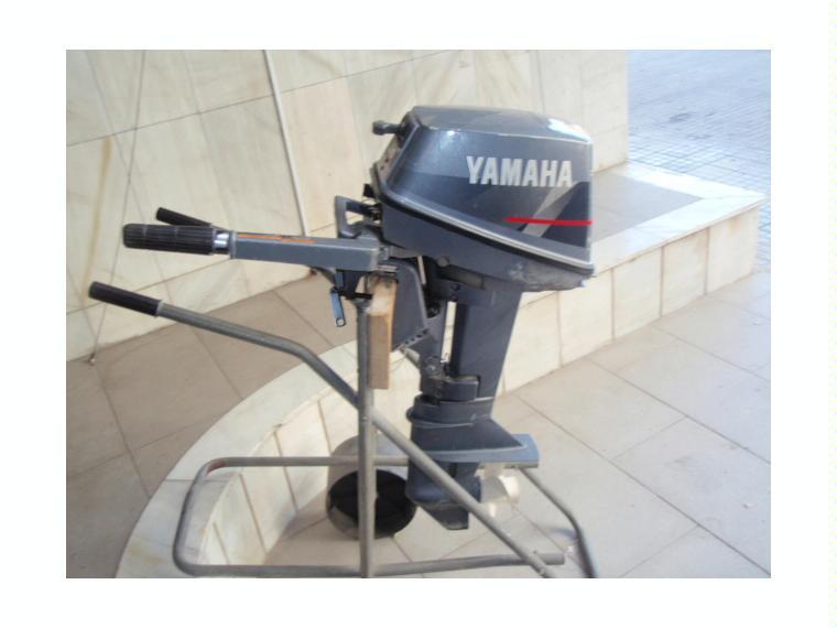 yamaha 6 cv