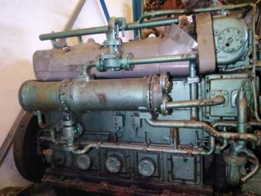 Motor marino echeverria Moteurs