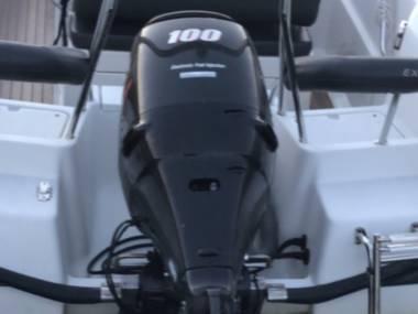 2011 Suzuki fuera de borda 100 SE Moteurs