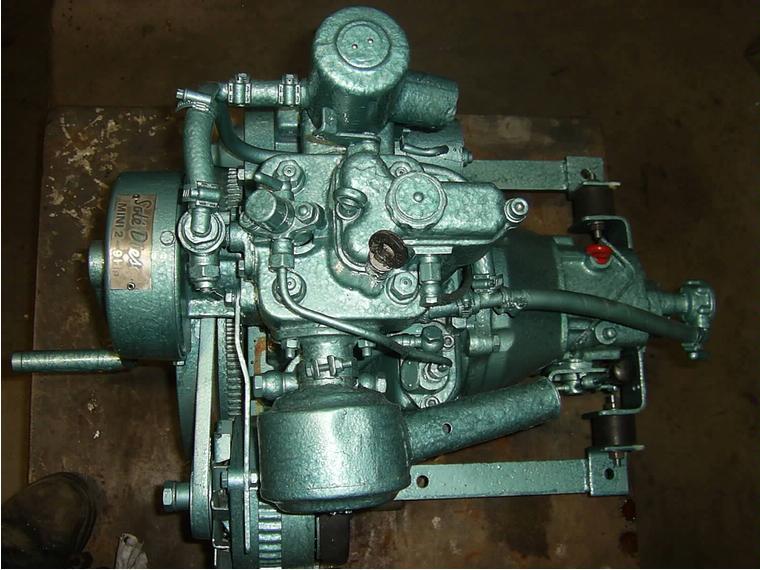 Sole Diesel Mini 2 9 Cv Docassion 66484 Inautia