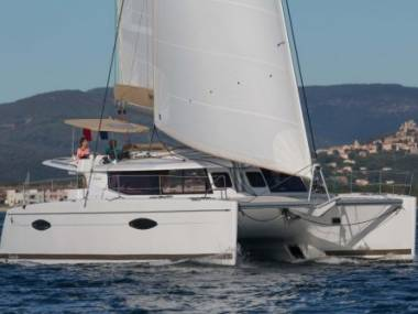 FOUNTAINE PAJOT 44 T