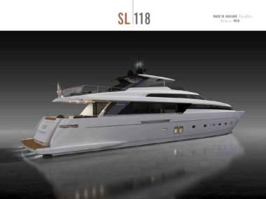 Sanlorenzo SL118