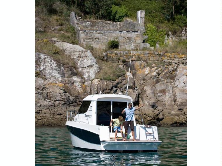 Rodman 810 Fisher&Cruiser Bateau de pêche/promenade