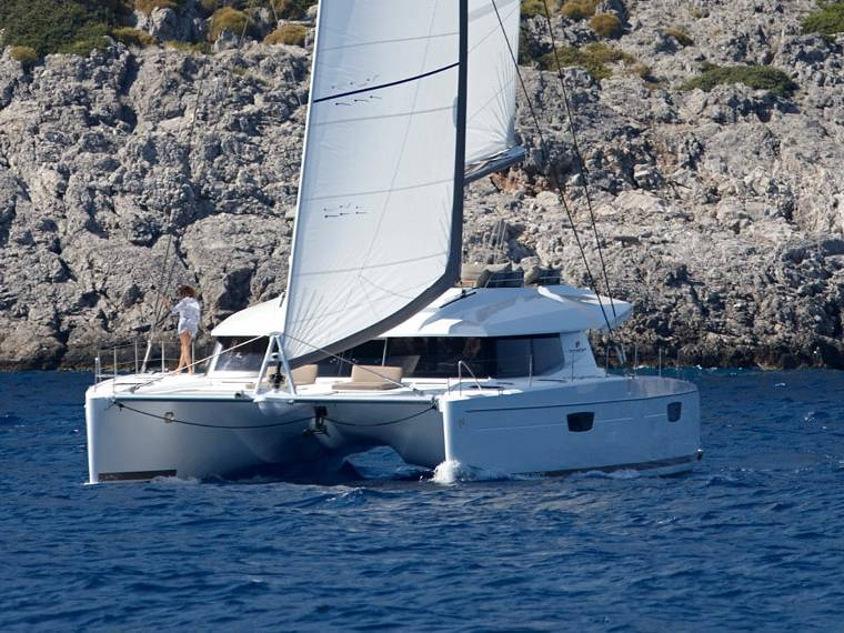 Fountaine Pajot Ipanema 58 Catamaran à voile