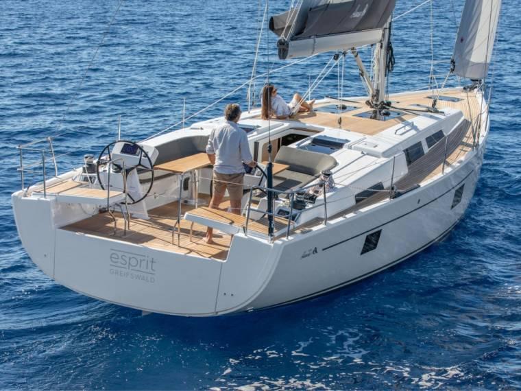 HANSE 508 Yacht à voile