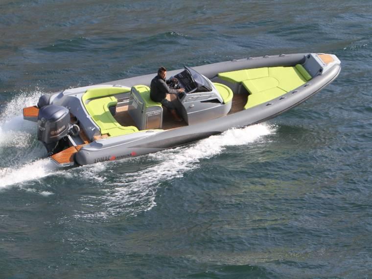Lomac Adrenalina 8.5 Bateau semi-rigide
