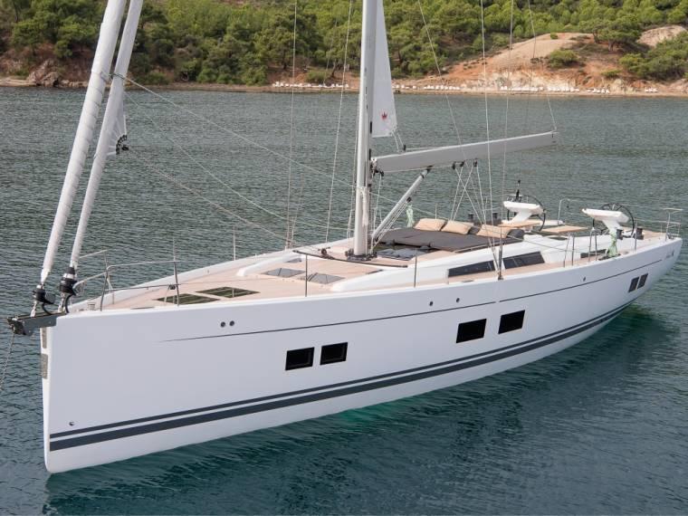 Hanse 588 Yacht à moteur