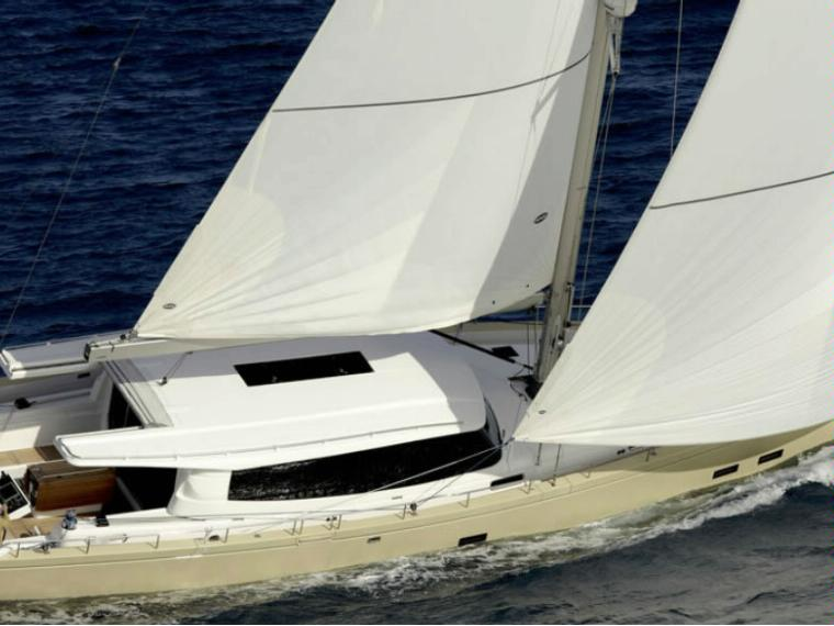 Moody Decksaloon 62 Yacht à voile