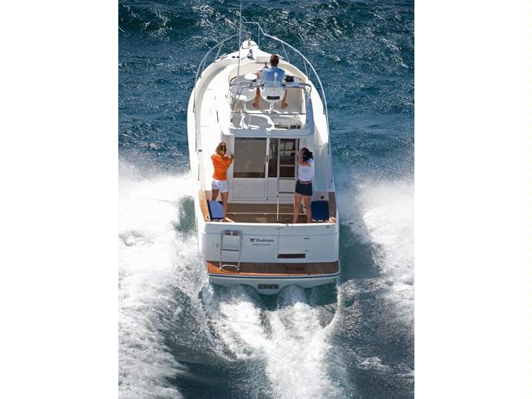 Rodman 870 Fisher&Cruiser Bateau de pêche/promenade