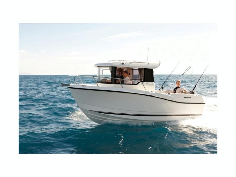 Quicksilver Captur 605 Pilothouse Bateau de pêche