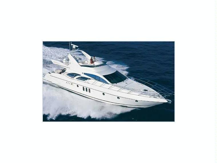 Azimut 62 S Italia Yacht à moteur