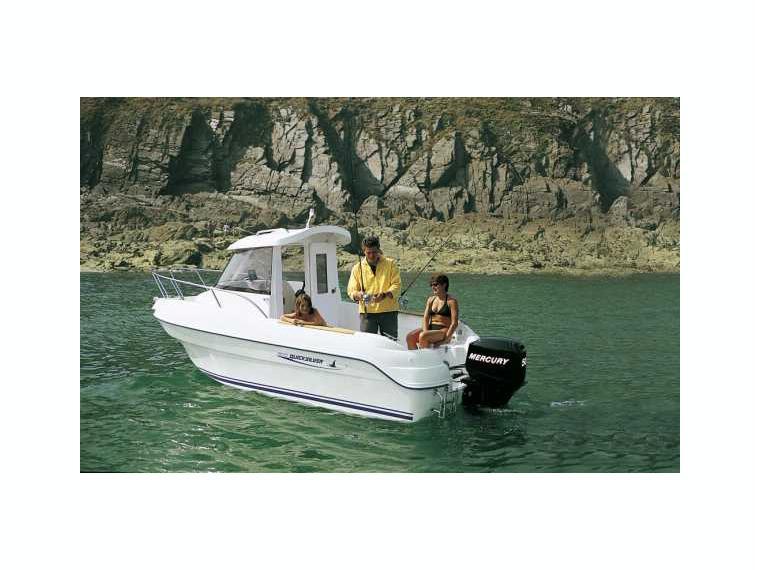 Quicksilver Captur 500 Pilothouse Bateau de pêche/promenade