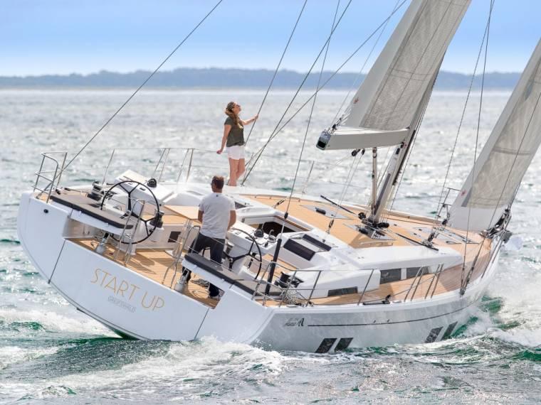 Hanse 548 Yacht à voile